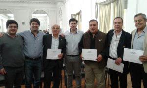 El IPS distinguió a ex combatientes de Chacabuco