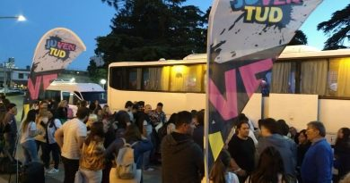 Estudiantes regresan a la CABA, La Plata y Rosario