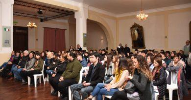 8° Parlamento Juvenil de Mercosur, instancia Distrital.