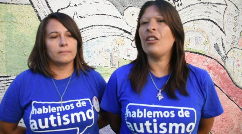 Soraya Zabaglio y Natalia Duclós