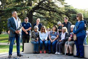 Sentido homenaje a 36 años de la Guerra de Malvinas