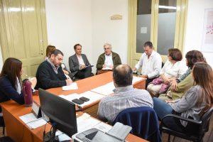 """Proyecto simulacro """"G20"""": Chacabuco será sede"""