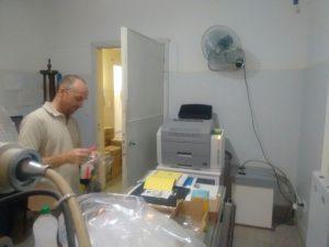 El Hospital de Rawson ya cuenta con imágenes radiológicas digitalizadas