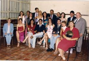 Egresados del Instituto Superior de Formación Técnica Nro. 131 de Chacabuco, sede Rawson. Carrera Analista de Administración de Empresas.