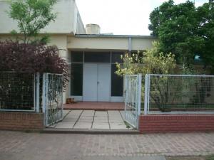 Edificio actual de la Escuela de Educación Media Nro. 2.