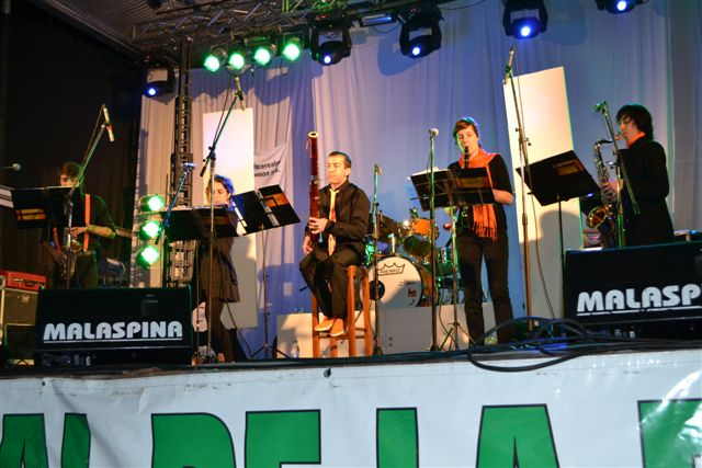 Pentafónicos -Grupo musical de vientos-.