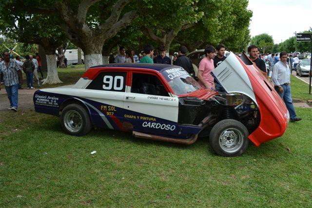 Auto de José Cardozo.