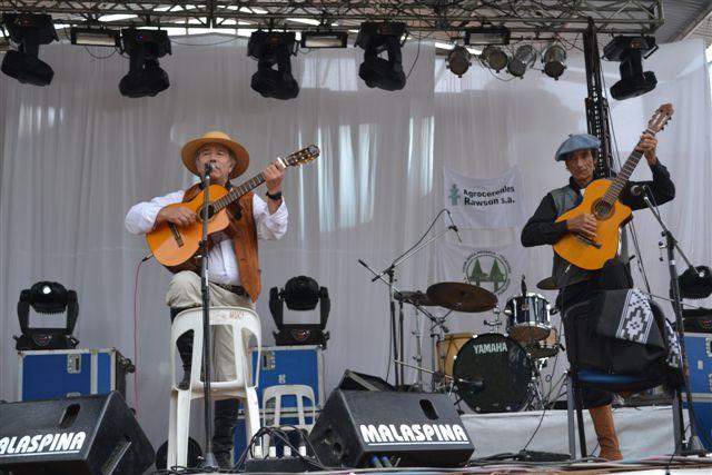 Omar Nieto y José Pouggy.