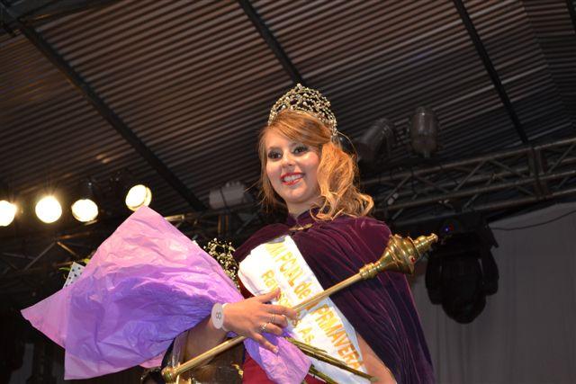 Lucía Diez Cayuela, nueva soberana de la fiesta de Rawson.