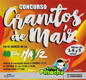 """Granitos de Maíz"""