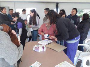 Trabajos de Bromatología.
