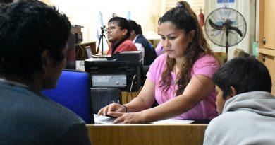 ESTUVO EN CHACABUCO EL VICECONSULADO MÓVIL DE BOLIVIA-PILAR