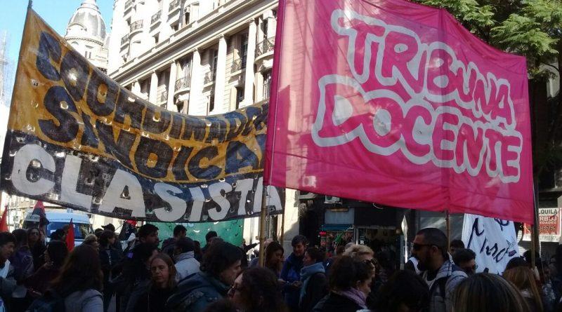 Tribuna Docente – Partido Obrero Chacabuco