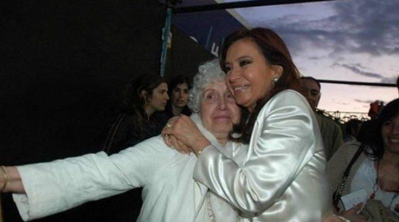 Notas recibidas ante el fallecimiento de la madre de Cristina Kirchner.