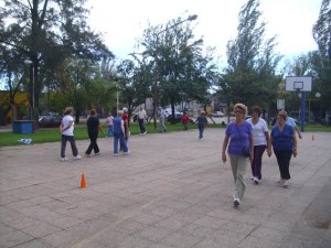 Torneo Abuelos en Movimiento.