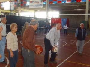 Torneos Abuelos en Movimiento.