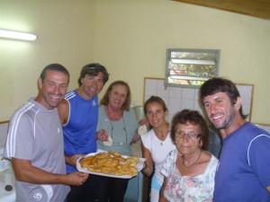 Taller de Cocina Abuelos en Movimiento.