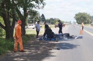 La víctima fue identificada como Horacio Chiessa.