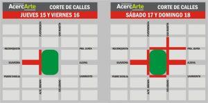 """AcercArte"" en Chacabuco."
