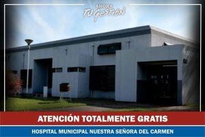 La Municipalidad de Chacabuco comunica