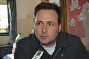 Víctor Aiola, pre candidato a intendente del Frente Cambiemos (UCR-PRO).