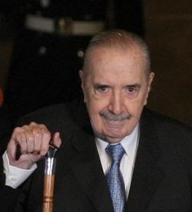 Raúl Rcardo Alfonsín.