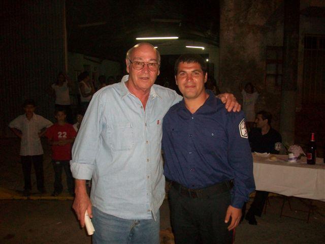 A Norberto del Campo entregó Luciano Candi.