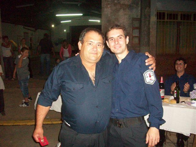 A Claudio Martínez  entregó José Luís Petignat.