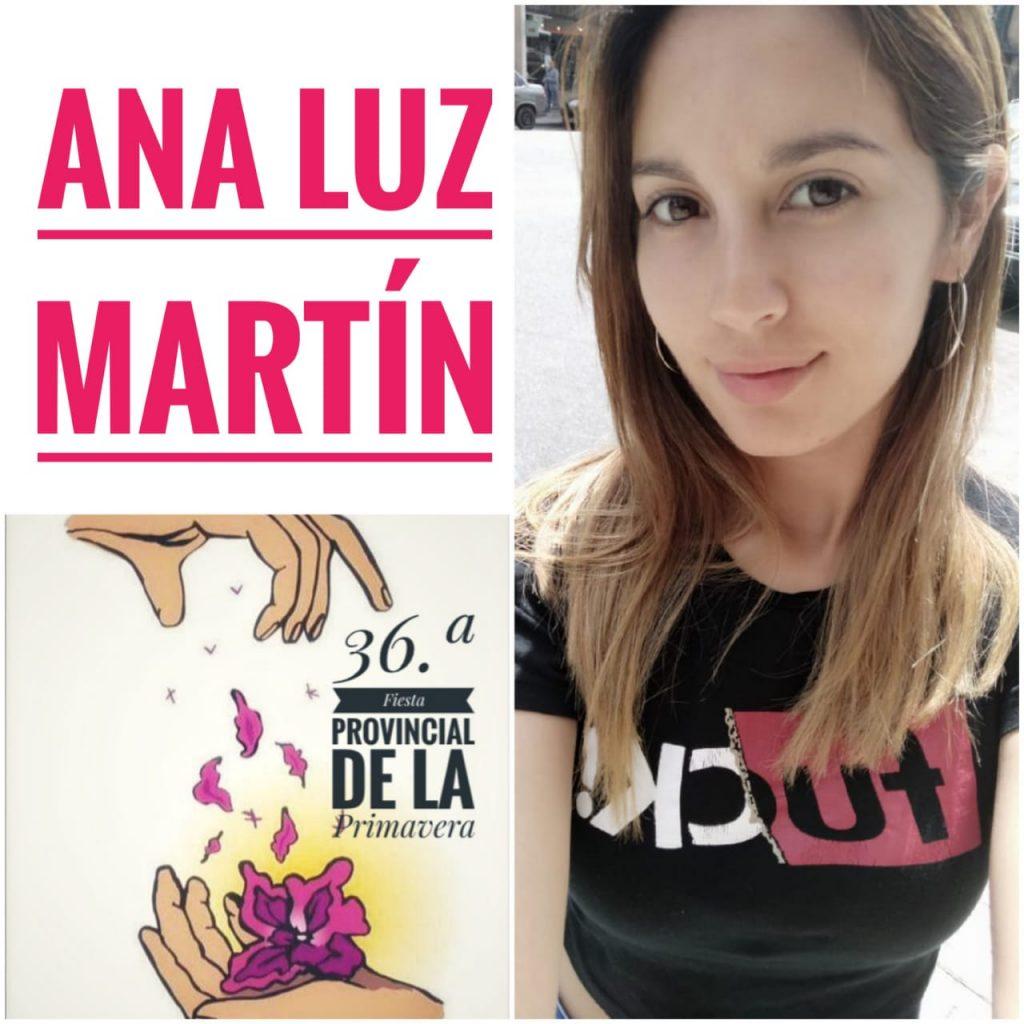 Ana Luz Martín - Municipalidad de Gral Alvear