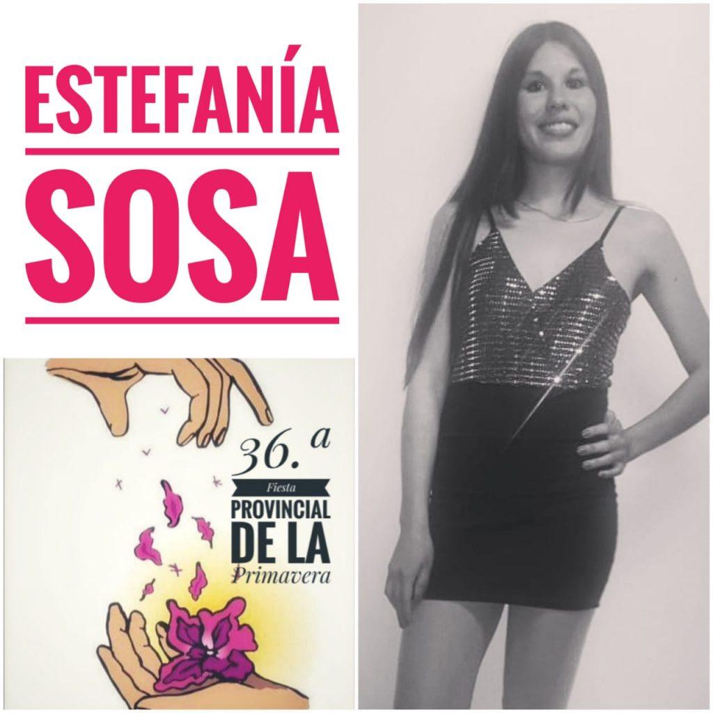 Estefanía Sosa- Todo Bonito Chacabuco