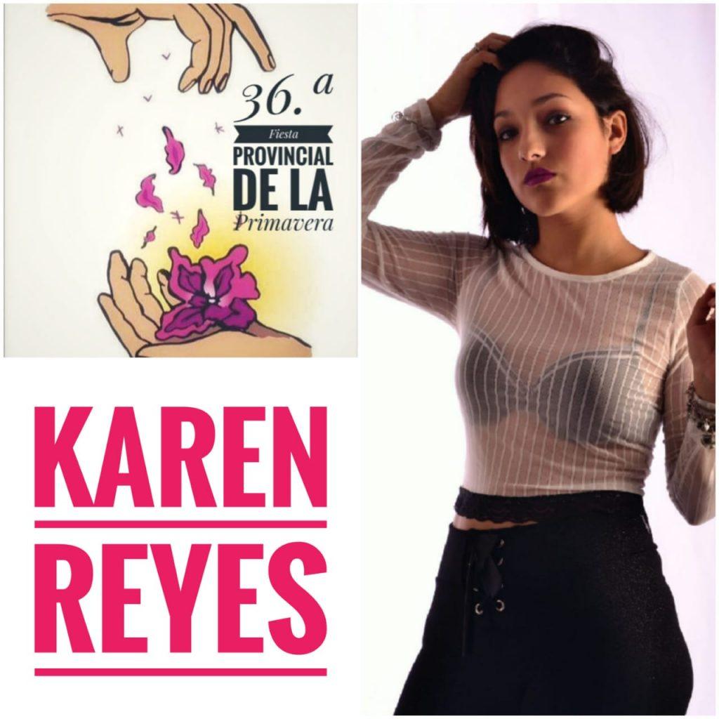 Karen Reyes- Municipalidad de Bragado
