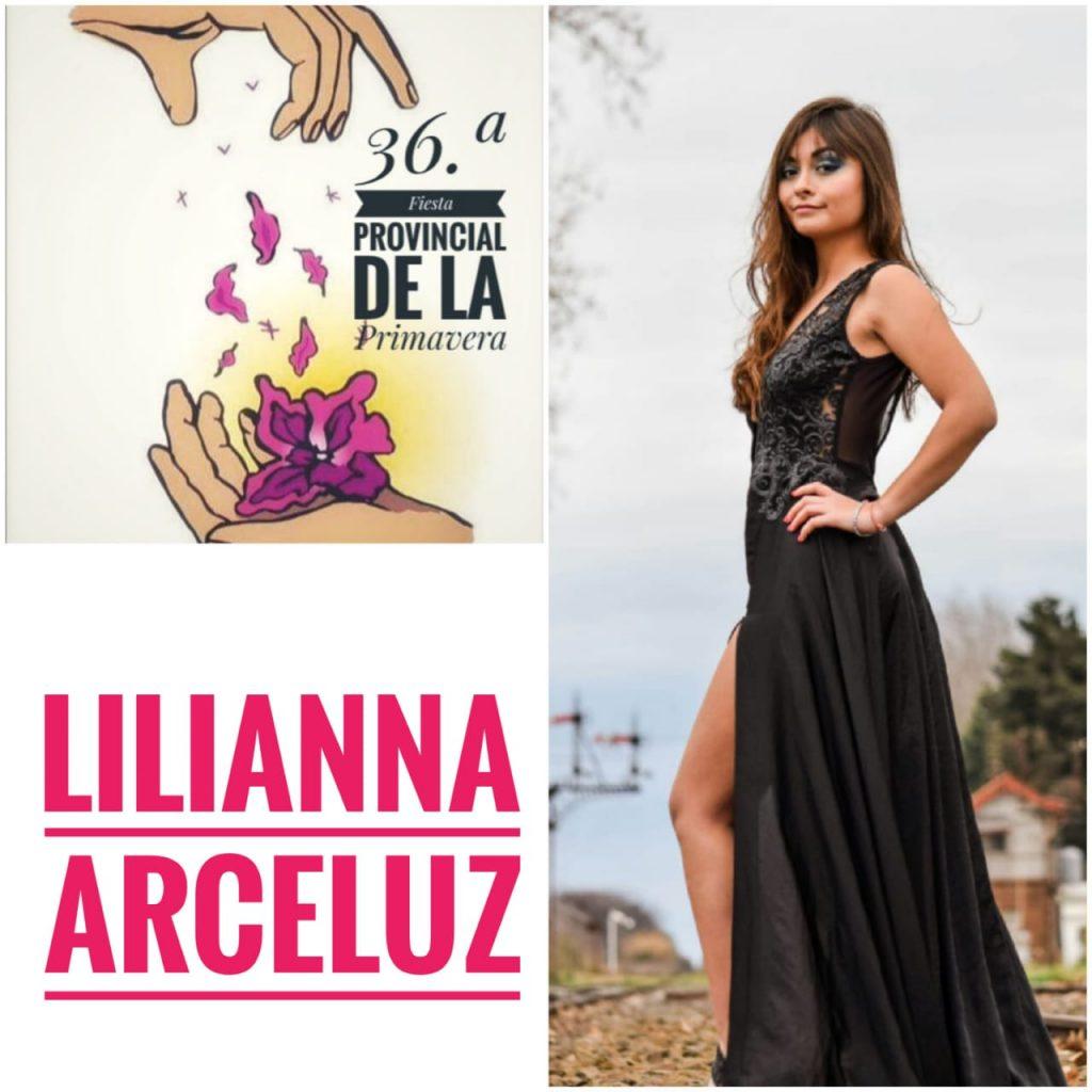 Lilianna Arceluz - Bomberos Vol de Carmen de Areco
