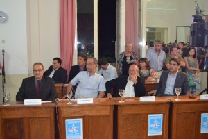 Declaraciones de los Concejales Marcos Peralta y Claudio Brindisi