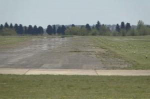 Aeródromo provincial en la ciudad de Junín.