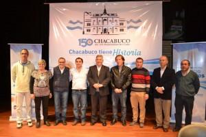 Presentaron cronograma de festejos del Aniversario de Chacabuco.
