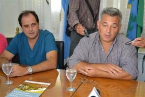 Barrientos anuncia que la Municipalidad vacunará contra la Fiebre Hemorrágica Argentina.