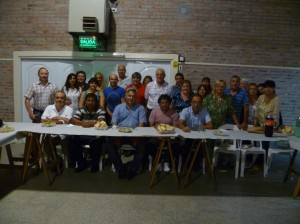Barrientos reunido con Fomentistas.