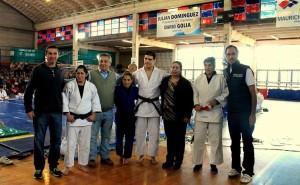 Clínica de Judo.