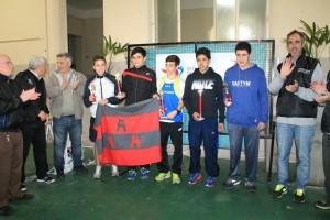 Maratón 149º Aniversario de Chacabuco.