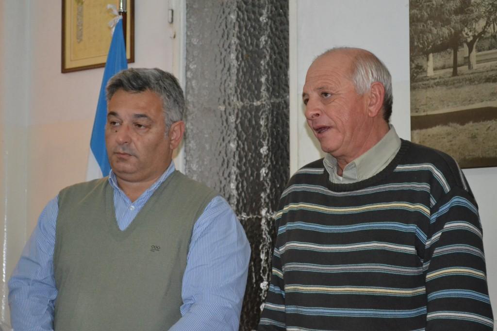 Barrientos y Micucci.