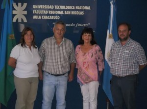 Barrientos firmó nuevo convenio con la UTN.