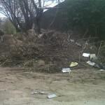El Bloque de Concejales Radicales propone severas multas para quienes arrojen basura en lugares no permitidos.