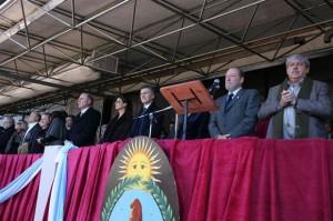 Inauguración de la 125º Muestra de la Rural de Palermo.