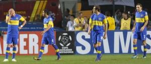 Boca no pudo con Corinthians.