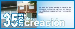 Aniversario Bomberos de Chacabuco.