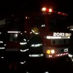 9 heridos, dos de ellos de consideración tras chocar camión y colectivo en Chivilcoy.