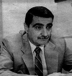 Rubén Bufano.