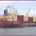 Buques británicos no podrán amarrar en puertos bonaerenses.