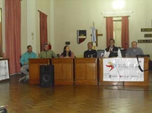 Jornada de Capacitación sobre Deporte y Salud.