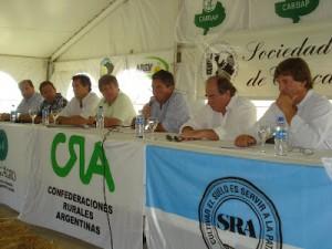 El campo realizó Asamblea en Chacabuco.